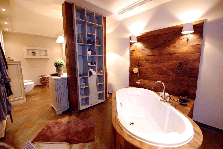 Ein wohnliches Bad | Tischlerei und Möbelbau Fricke in Neubruchhausen